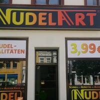 Photo taken at NudelArt by Jörg S. on 7/16/2013