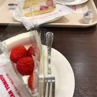Photo taken at ITALIAN TOMATO Cafe Jr.イオン入間店 by らるど on 8/28/2017