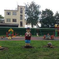 Photo taken at Детская площадка by Oxana K. on 6/17/2013