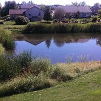 Photo taken at Lake Lori by Tonya N. on 9/22/2013