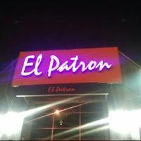Photo taken at El Patron Mexican Grill by Leonardo S. on 1/3/2013