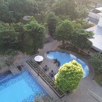 Photo taken at Executive Lounge Royal Ambarrukmo by Bank N. on 6/9/2014