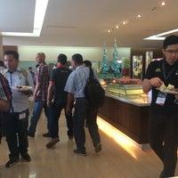 Photo taken at Executive Lounge Royal Ambarrukmo by Bank N. on 6/10/2014
