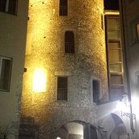 Photo taken at Osteria della Pagliazza by Manuel M. on 1/25/2014