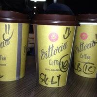 Photo taken at Cafe Two Baristas by Rodrigo B. on 6/2/2013