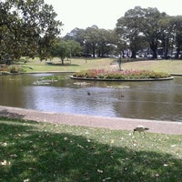 Photo taken at Victoria Park by Rodrigo B. on 11/24/2012