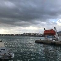 Photo taken at Μάνικα Καφέ by Görkem D. on 1/20/2018