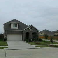 Photo taken at Chesmar Homes - Hunter's Creek by Chris H. on 1/11/2013