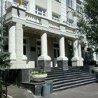 Photo taken at Ліцей №51 by Anastasiya S. on 6/15/2013