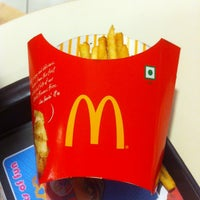 Photo taken at McDonalds by Sagar S. on 2/24/2013