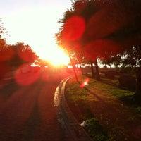 Photo taken at Parque de la Asomadilla by Eusebio B. on 7/11/2014