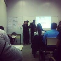 Photo taken at Faculdade IBHES FACEMG 2 by Alerianda R. on 5/14/2013