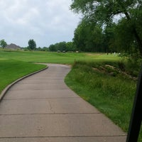 Photo taken at Shoal Creek Golf Course by Carlo D. on 6/15/2014
