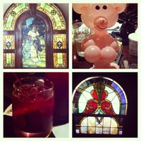 Photo taken at The Old Spaghetti Factory by Bridget F. on 7/7/2013