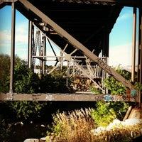 Photo taken at Urban Ecology Center Menomonee Valley Branch by Bridget F. on 10/14/2013