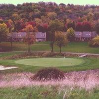 Photo taken at Eagle Ridge Resort & Spa by Bridget F. on 10/18/2013