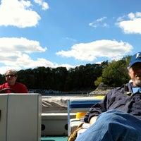 Photo taken at Herrington Lake by Andrew C. on 9/23/2012