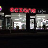Photo taken at eCe eczanesi by Gorkem O. on 12/11/2013