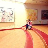 Photo taken at Museum Affandi by Wulan M. on 3/6/2015