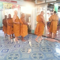 Photo taken at วัดศิริสุขขาราม by Grean O. on 4/13/2013