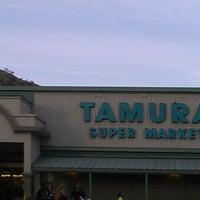 Снимок сделан в Tamura Super Market пользователем Christine K. 7/26/2013