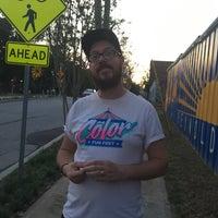 Das Foto wurde bei Atlanta BeltLine Corridor at Wylie Street von Lenny D. am 10/21/2017 aufgenommen