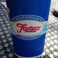 Photo taken at Fosters Freeze by Quentin C. on 6/17/2013
