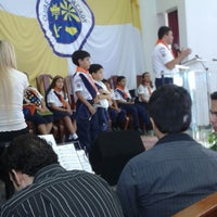Photo taken at Igreja Adventista da Aldeota by Elano d. on 5/25/2013