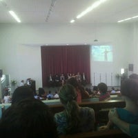 Photo taken at Igreja Adventista da Aldeota by Elano d. on 2/2/2013