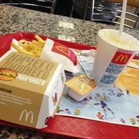 Снимок сделан в McDonald's пользователем Bogdana G. 3/20/2013