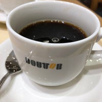 Photo taken at Doutor Coffee Shop by 46 さ. on 3/21/2018