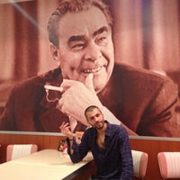 Photo taken at Советский Diner by Vera S. on 7/2/2013