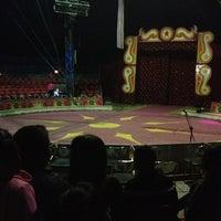 Photo taken at Circo Hnos Fuentes Gasca by Jorge B. on 2/4/2014