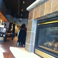 Photo taken at Starbucks by Aaron B. on 1/10/2013