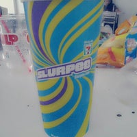 Photo taken at 7-Eleven by putri s. on 1/5/2013