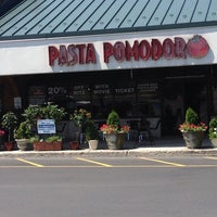 Photo taken at Pasta Pomodoro by Melissa S. on 6/21/2013