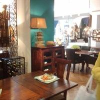 ... Photo Taken At Arhaus Furniture By Rachel B. On 3/29/2013 ...