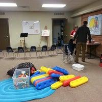 Photo taken at Stone Creek Community Church by Rachel B. on 10/12/2014