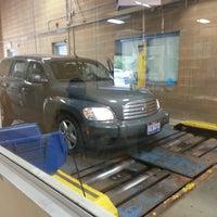 Photo taken at Ohio E-Check Station by Rachel B. on 7/16/2014