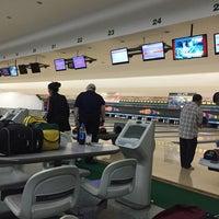 Photo taken at New Star Bowl by Natthanita K. on 11/29/2014
