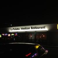 Photo taken at La Paloma by Austin L. on 1/15/2013