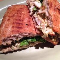 Photo taken at Greenleaf Gourmet Chopshop by Kristina on 2/22/2014