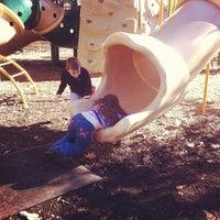 Photo taken at Sherando Park Playground by Tommy W. on 12/28/2013