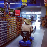Photo taken at Walmart Supercenter by Tommy W. on 8/31/2013