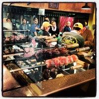 Das Foto wurde bei Pampas Grill Farmers Market von Alejandro L. am 10/13/2013 aufgenommen