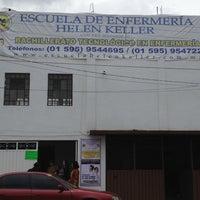 Photo taken at Escuela De Enfermeria Helen Keller by Jorge P. on 8/10/2013