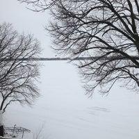 Photo taken at Center lake by Dayan Y. on 1/1/2013