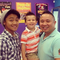 Photo taken at Pump It Up of Piscataway by Eduardo O. on 8/31/2013