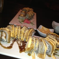 Photo taken at Sushi King by Jeniffer R. on 4/4/2013