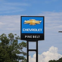 Photo taken at Pine Belt Chevrolet by Pine Belt Chevrolet on 8/21/2017